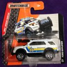 2015 Matchbox Short Card #76 Ford Explorer