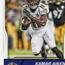 2016 Score Football Card #26 Kamar Aiken