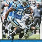 2016 Score Football Card #44 Jonathan Stewart