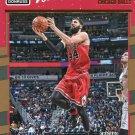 2016 Donruss Basketball Card #13 Nikola Mirotic