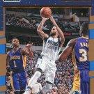 2016 Donruss Basketball Card #78 Deron Williams