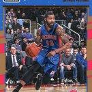 2016 Donruss Basketball Card #101 Marcus Morris