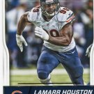 2016 Score Football Card #62 Lamarr Houston