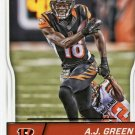 2016 Score Football Card #67 A J Green