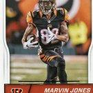 2016 Score Football Card #69 Marvin Jones
