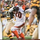 2016 Score Football Card #73 Reggie Nelson