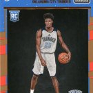 2016 Donruss Basketball Card #194 Daniel Hamilton