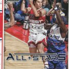 2016 Donruss Basketball Card All Stars #10 Steve Nash