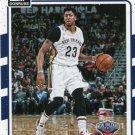 2016 Donruss Basketball Card Elite #10 Anthony Davis