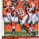 2016 Score Football Card #77 Duke Johnson