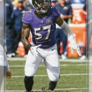 2016 Playoff Football Card #18 C J Mosley