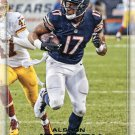 2016 Playoff Football Card #35 Alshon Jeffery