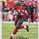2016 Playoff Football Card #168 Doug Martin