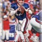 2016 Playoff Football Card #183 Jim Kelley