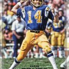 2016 Playoff Football Card #197 Dan Fouts