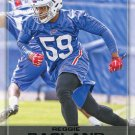 2016 Playoff Football Card #238 Reggie Ragland
