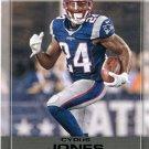 2016 Playoff Football Card #246 Cyrus Jones