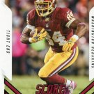 2015 Score Football Card #110 Niles Paul