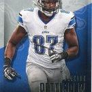 2014 Prestige Football Card #136 Brandon Pettigrew