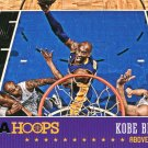 2013 Hoops Basketball Card Above The Rim #16 Kobe Bryant