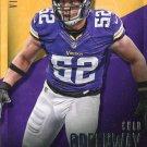 2014 Prestige Football Card #149 Chad Greenway