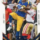 2015 Score Football Card #215 Jared Cook