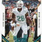 2015 Score Football Card #216 Lamar Miller