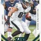 2015 Score Football Card #258 Brent Celek
