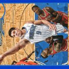 2013 Hoops Basketball Card Blue Parallel #23 Nikola Vucevic