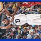 2013 Hoops Basketball Card Blue Parallel #32 Tayshaun Prince