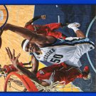 2013 Hoops Basketball Card Blue Parallel #42 Zach Randolph
