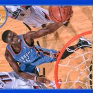 2013 Hoops Basketball Card Blue Parallel #63 Reggie Jackson