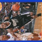 2013 Hoops Basketball Card Blue Parallel #100 Marcus Thornton