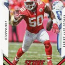2015 Score Football Card #271 Justin Houston