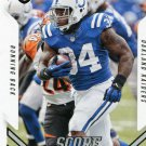 2015 Score Football Card #291 Trent Richardson