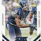 2015 Score Football Card #361 Byron Jones
