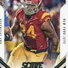 2015 Score Football Card #349 Leonard Williams