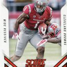 2015 Score Football Card #411 Vince Mayle