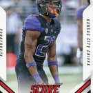 2015 Score Football Card #440 Marcus Peters