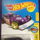 2017 Hot Wheels #1 Aristo Rat PURPLE