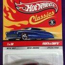 2009 Hot Wheels Classic 5 #7 Fish'd & Chip'd
