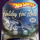 2009 Hot Wheels Holiday Hot Rods #6 Whip Creamer II