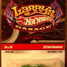 2009 Hot Wheels Larry's Garage #18 34 Ford Roadster CHASE