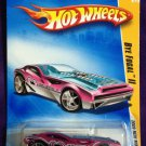 2009 Hot Wheels #10 Bye Focal II MAGENTA