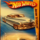 2009 Hot Wheels #15 Custom 53 Cadillac BLUE