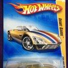2009 Hot Wheels #18 Avant Garde GOLD