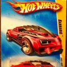 2009 Hot Wheels #28 Barbaric