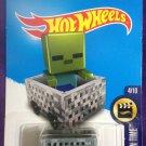 2017 Hot Wheels #24 Minecraft