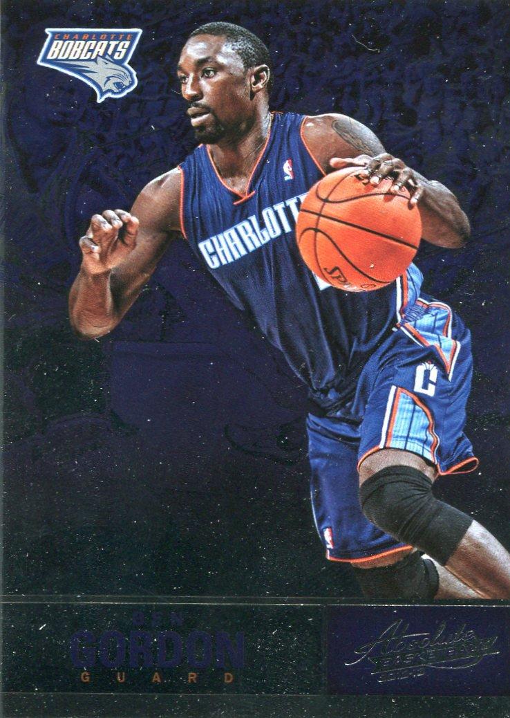 2012 Absolute Basketball Card #93 Ben Gordon