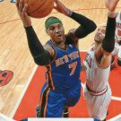 2012 Hoops Basketball Card #16 Carmelo Anthony